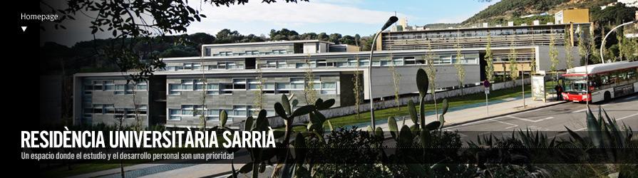 residencia-universitaria-sarria-en-barcelona