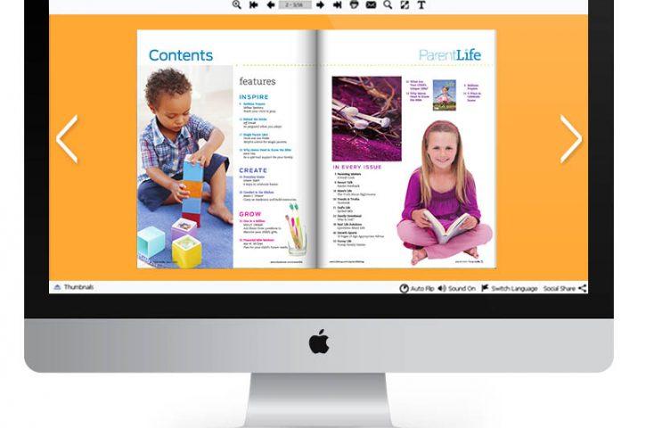 Fortalezca la percepción de su marca con el software de creación de folletos FlipBuilder para Mac