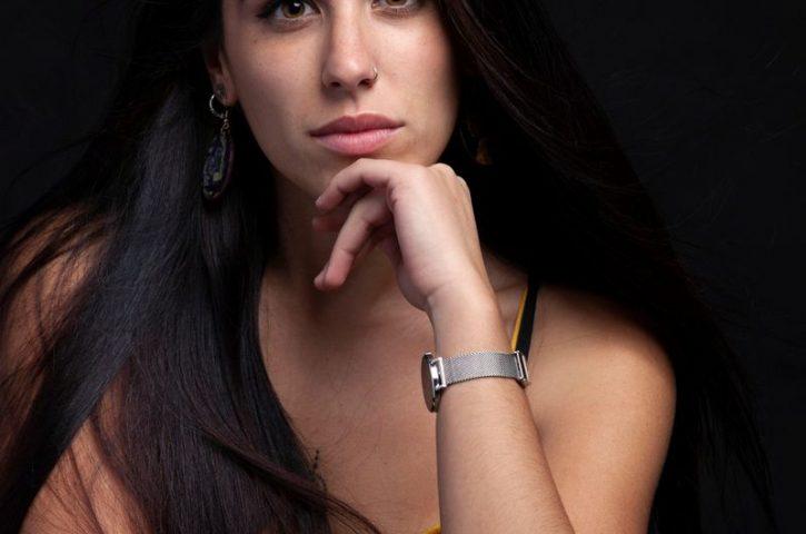 Una nueva tendencia en el modelaje Alba Lorenzana